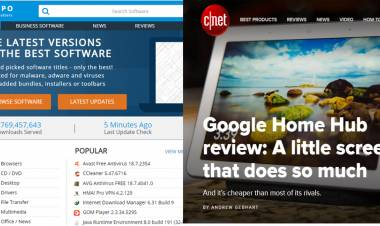 FileHippo or CNet For Download?