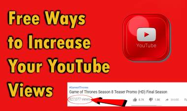 Free Ways to Increase Your YouTube Views l Alwaysviral