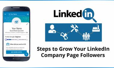 8 Steps to Grow Your LinkedIn Company Page Followers: A Beginner's Guide