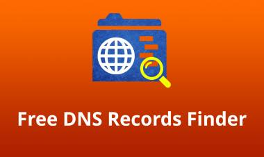 Free DNS Records Finder | SEO Ninja Softwares