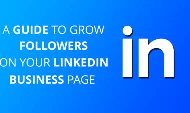 A Guide to Grow Your Followers on Your LinkedIn Company Page