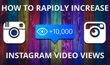 How To Rapidly Increase Instagram Video Views