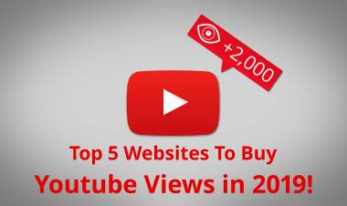 Top 5 Websites To Buy Youtube Views In 2019!