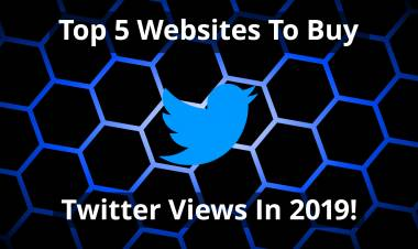 Top 5 Websites To Buy Twitter Views in 2019!