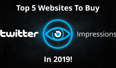 Top 5 Websites To Buy Twitter Impressions in 2019!