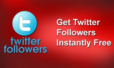 Get Twitter Followers Instantly Free: Technique To Grow Followers Fast
