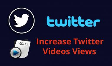 Twitter Marketing Strategies: Increase Twitter Videos Views