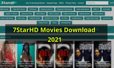 7StarHD Name – illegal HD Movies Download Website