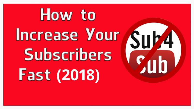 How Can Increase YouTube Subscribers? (Important Tips)