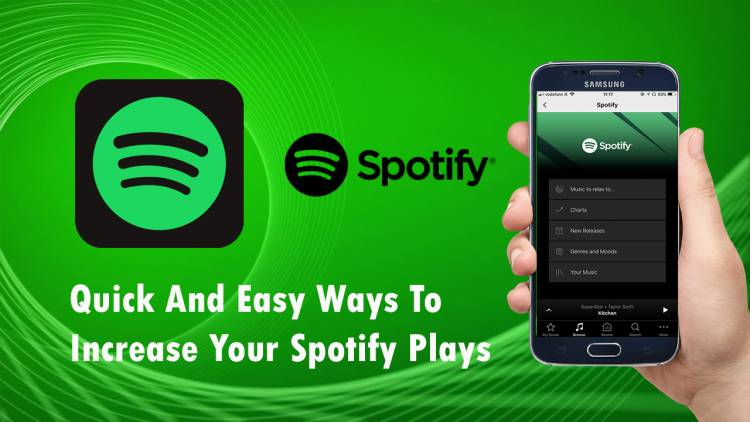8 Quick And Easy Ways To Increase Your Spotify Plays