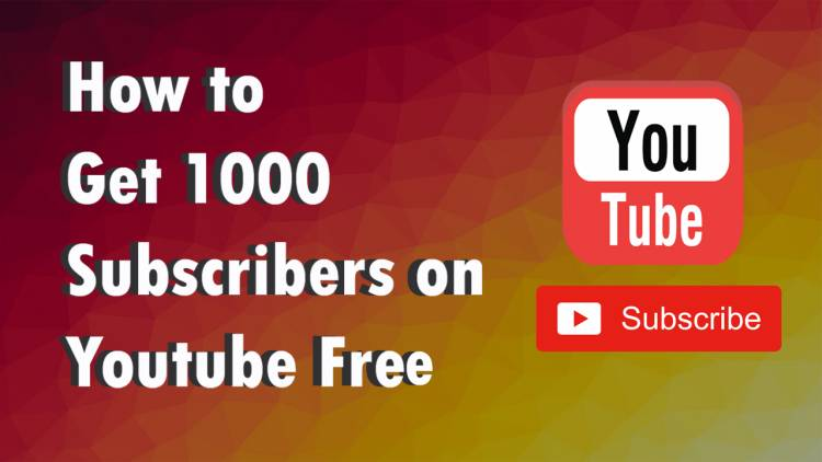 How to Get 1000 Subscribers on Youtube Free(Its Worked)