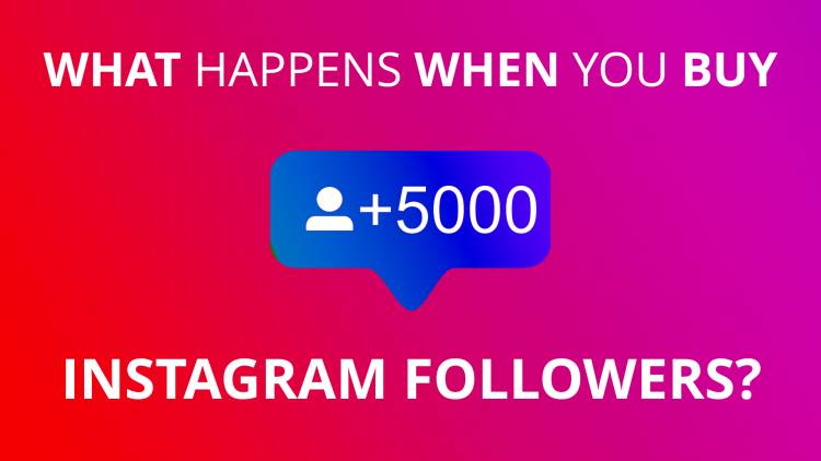 What Happens When You Buy Instagram Followers?