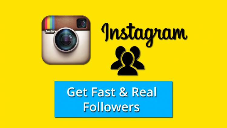 Instagram for Beginners Guide: Get Fast & Real Followers