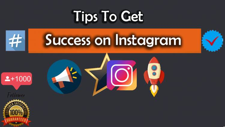 Want to Get Success on Instagram Followers? Follow these Tips to Increase  Your Instagram followers in a week.